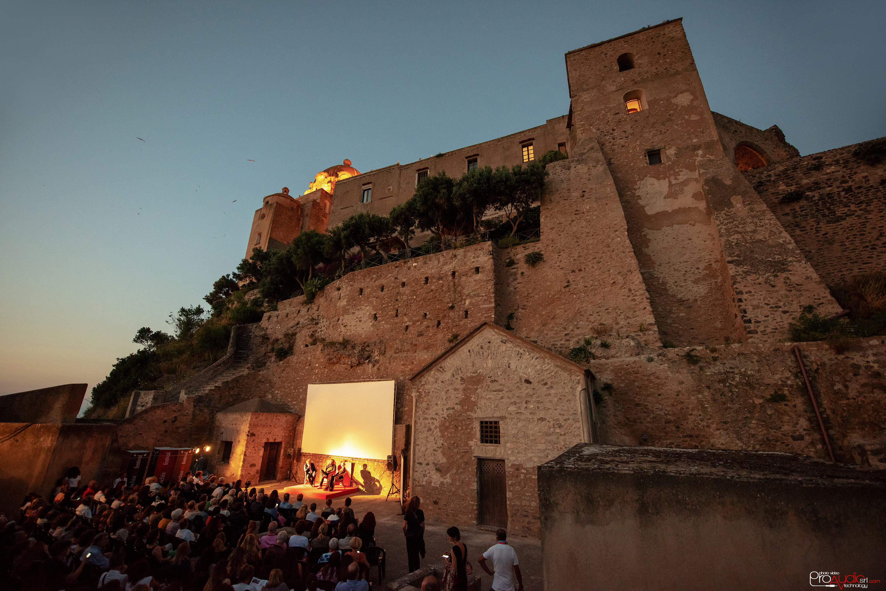 CINEMA, ISCHIA FILM FESTIVAL PRIMO GRANDE EVENTO LIVE POST COVID