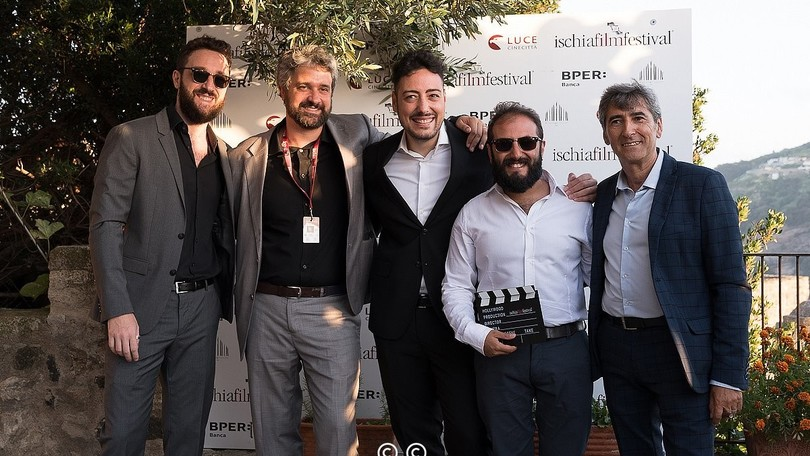 i Jackal all'Ischia Film Festival