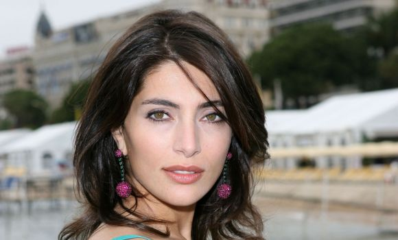 Caterina Murino all'Ischia Film Festival