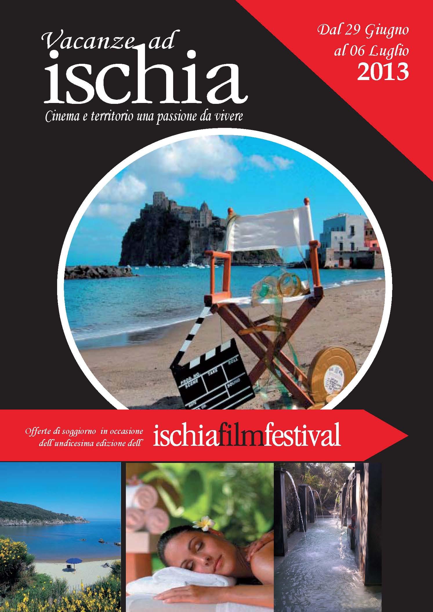 Vacanze ad Ischia offerte di soggiorno in occasione dell\'IFF 2013