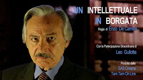 Un Intellettuale in Borgata