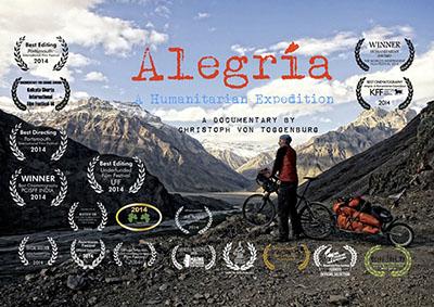 Alegria - A Humanitarian Expedition