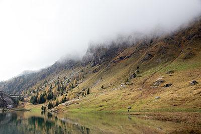 Gleno dove finisce la valle