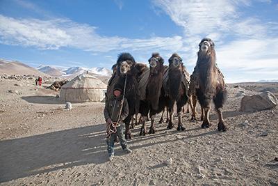Sui miei passi, viaggio nell'altro Afghanistan