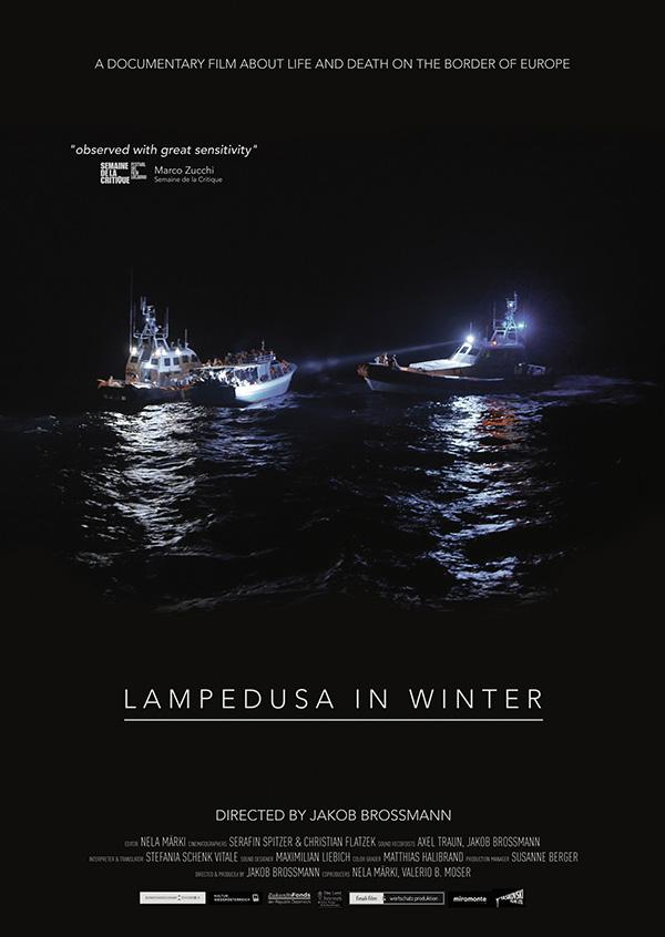 Lampedusa d'inverno