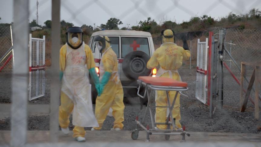 KILLA DIZEZ vita e morte al tempo di Ebola