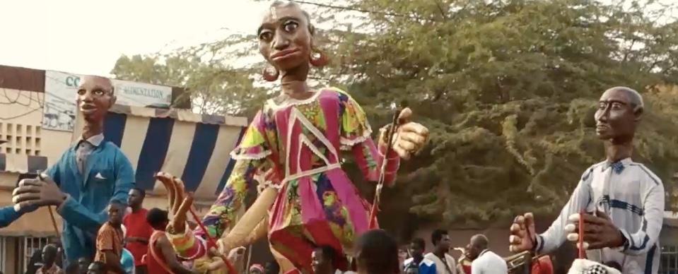 Burkinabè Rising: The Art of Resistance in Burkina Faso