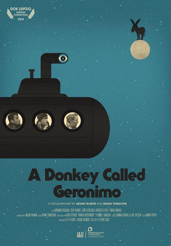 A donkey called Geronimo