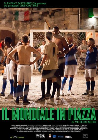 Il Mondiale in piazza