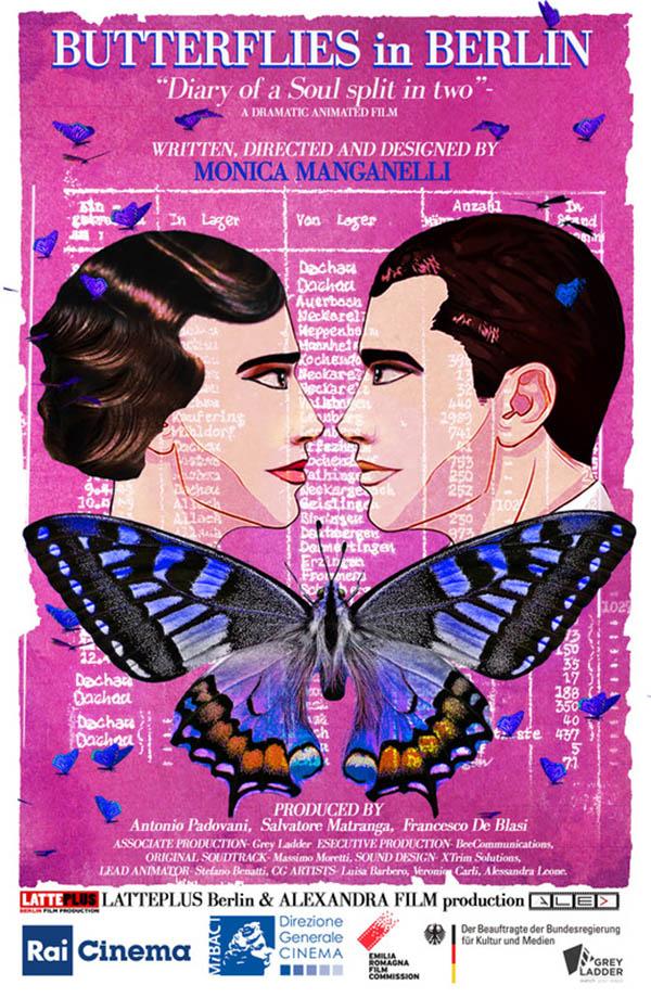 Butterflies in Berlin - Diary of a soul split in two