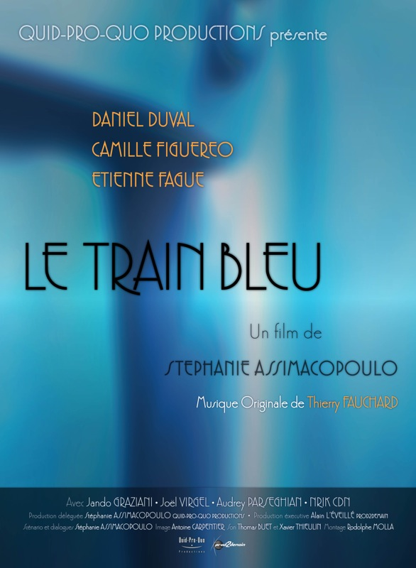 Le Train Blue - The Blue Train