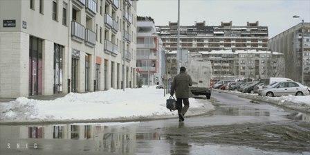 Snig - Snow / Nevicata