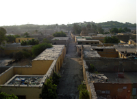 Al-Qarafa. The city of the Dead