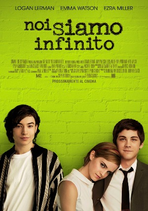 Noi siamo infinito - The Perks of Being a Wallflower